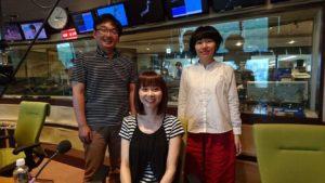 NHKラジオ「ごごラジ!」出演(blog)