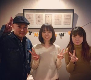 明日は千秋楽東京場所!!(blog)
