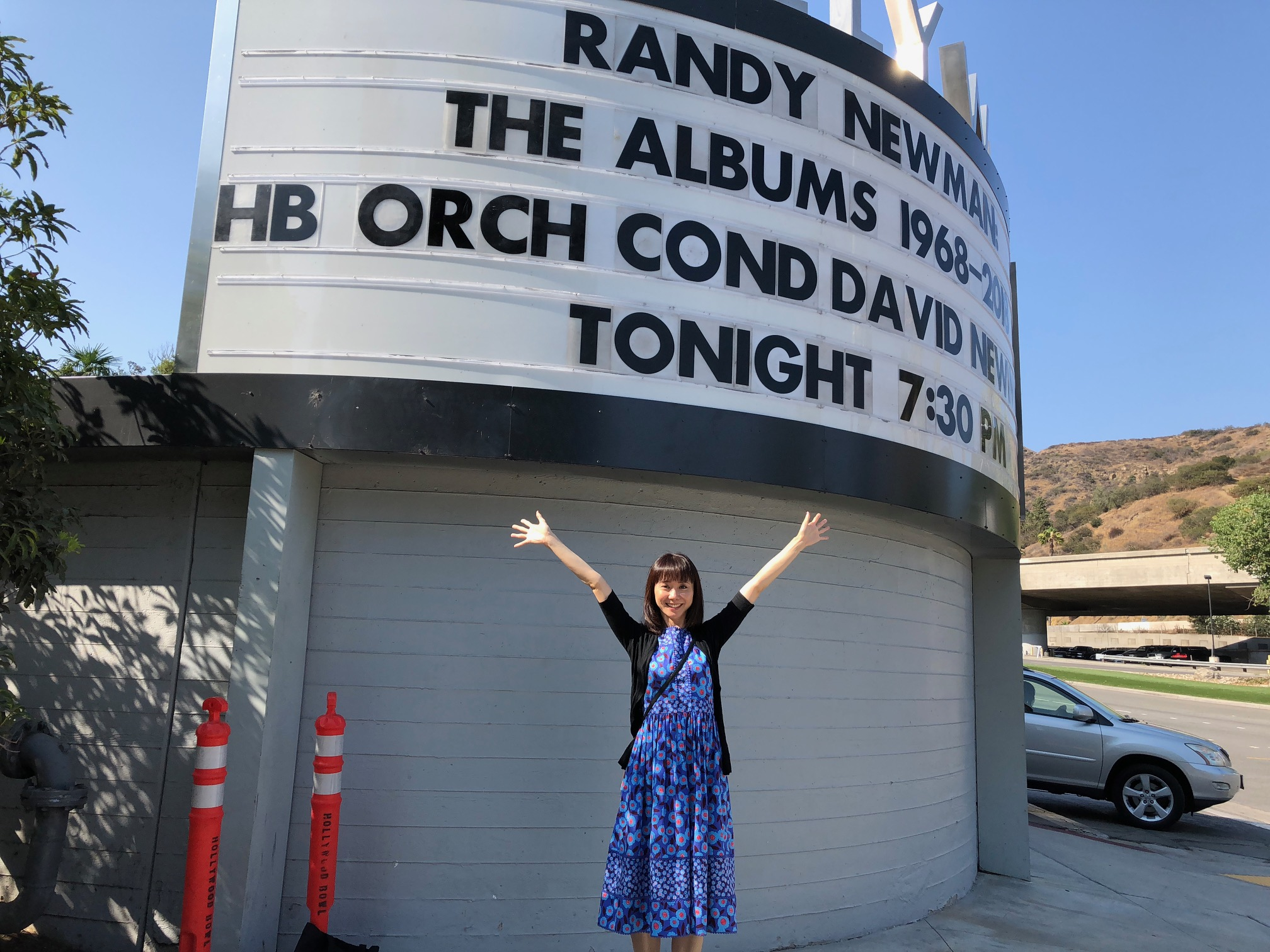 RANDY NEWMAN in Los Angeles(blog)
