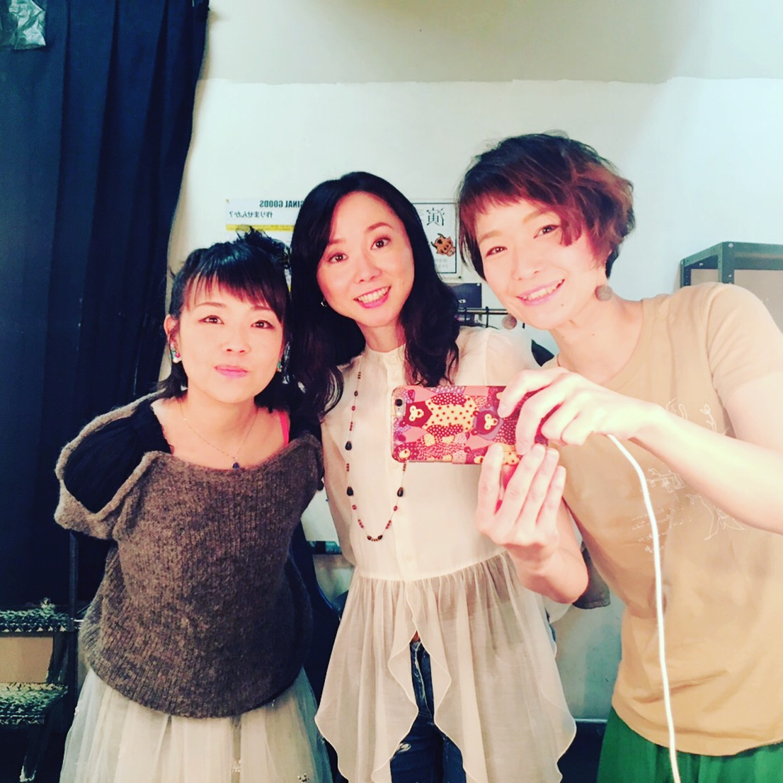「凛々〜再会in横浜〜」BAYSISにて(blog)